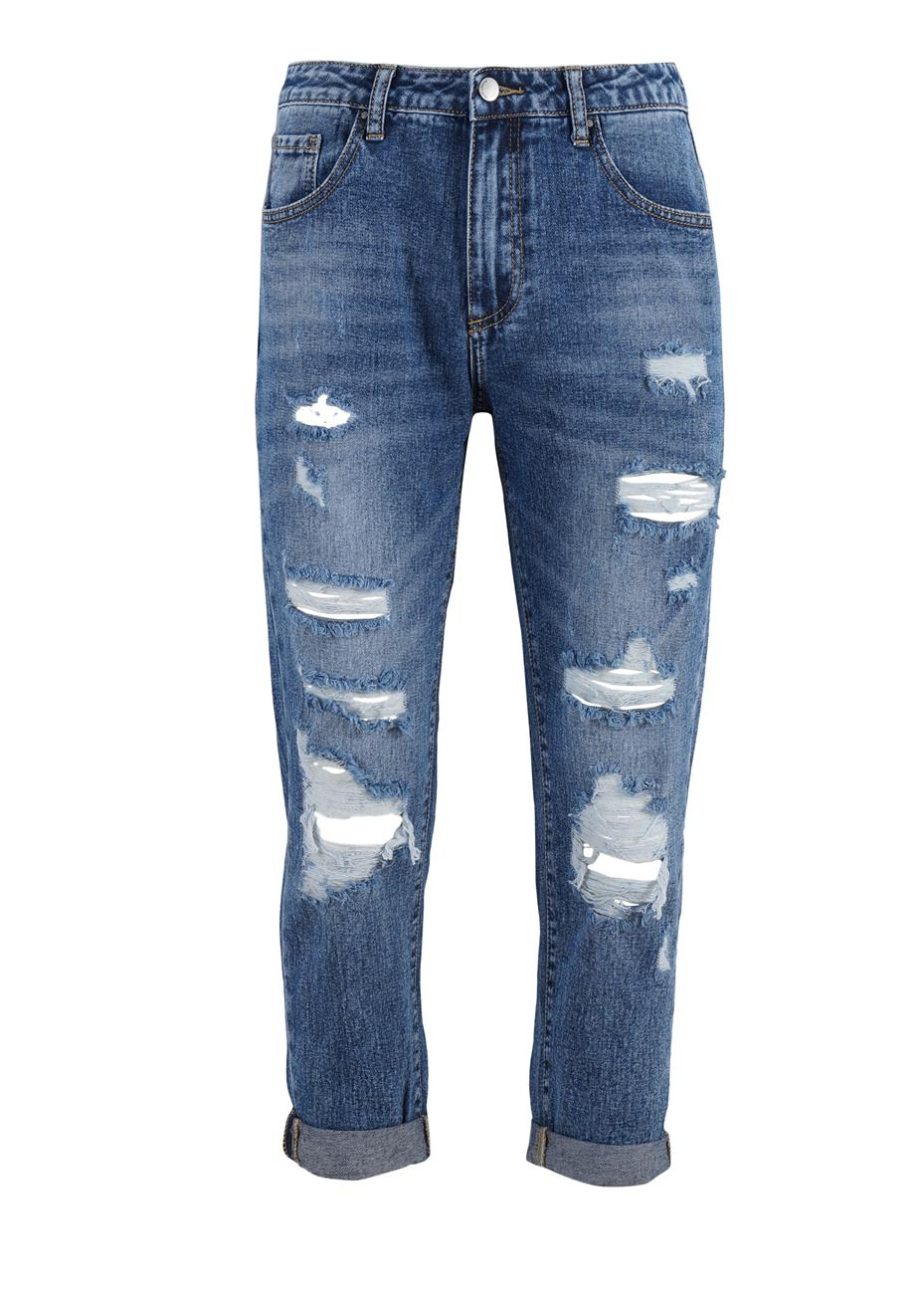 Παντελόνι jean DISTRESSED.Denim collection.